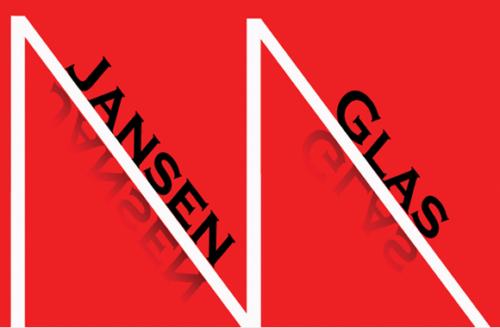logo jansen glas glaszetter Utrecht